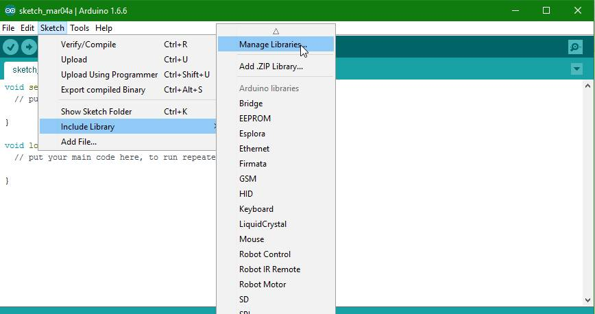 Hướng dẫn add thư viện arduino chi tiết có hình ảnh