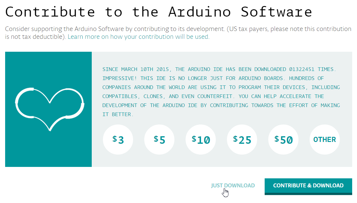 Contribute to the Arduino Software