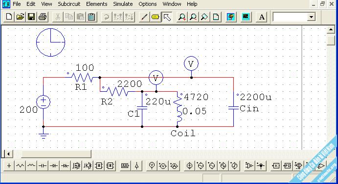 phần mềm Psim mô phỏng điện tử công suất hay đơn giản