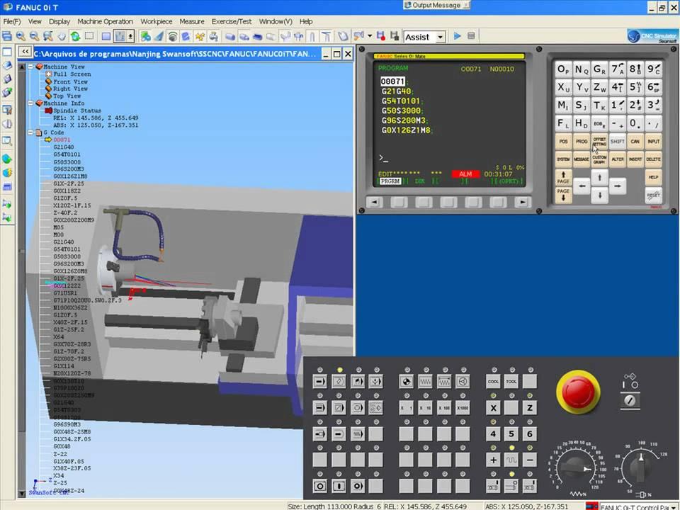Download phần mềm SSCNC mô phỏng gia công cnc
