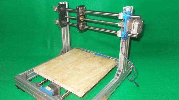 Hướng dẫn làm máy CNC mini