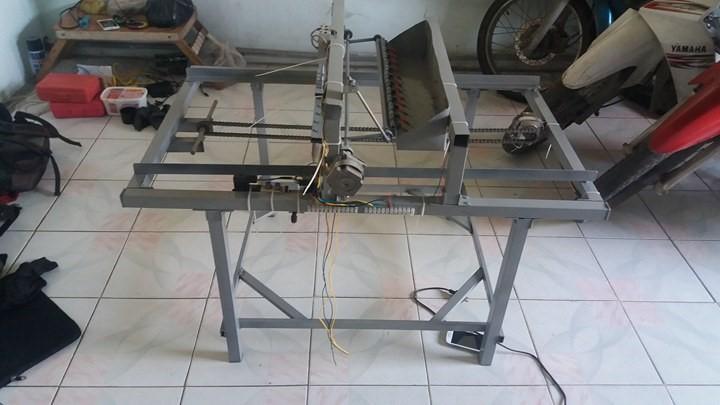 Đồ án thiết kế mạch: Thiết kế mô hình máy gieo hạt dùng arduino