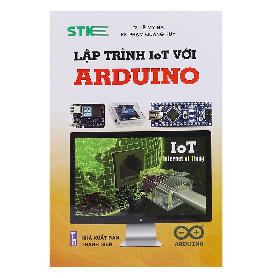 Sách lập trình IoT với Arduino
