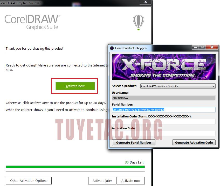 Install CorelDraw Graphics Suite