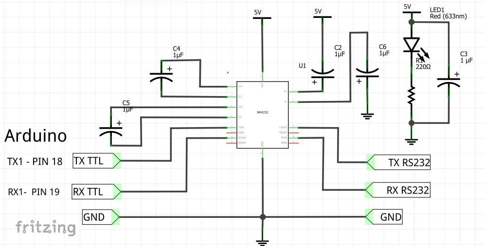 Chuyển đổi Datasheet MAX232