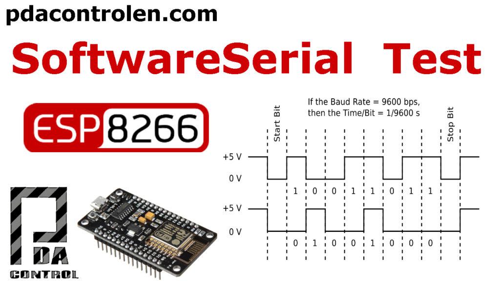 Thư viện SoftwareSerial cho ESP8266