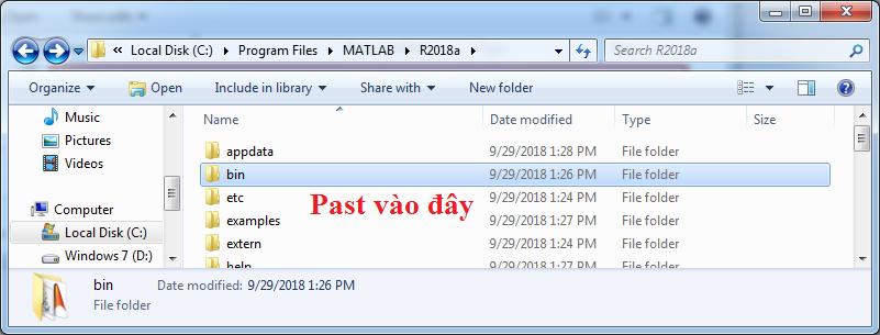 Hướng dẫn cài Matlab chi tiết