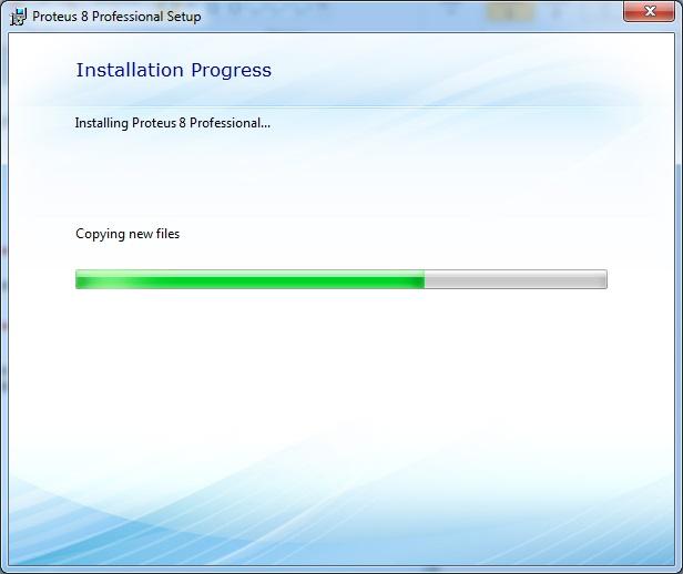 Cài phần mềm Proteus 8.7 full crack chi tiết