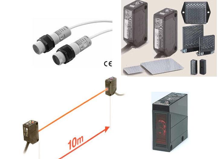 Một số hình ảnh về cảm biến quang
