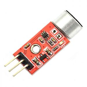 Module cảm biến âm thanh 3 pin