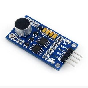 Module cảm biến âm thanh 4 pin