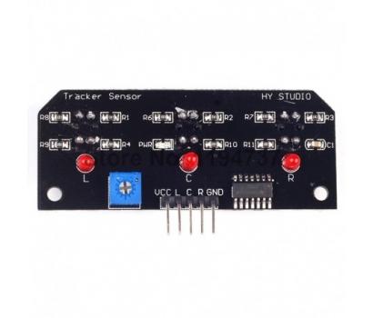 Module cảm biến dò line 3 kênh