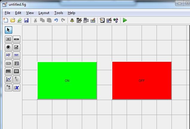 Điều khiển Arduino sử dụng GUI MATLAB: Control an LED using GUI