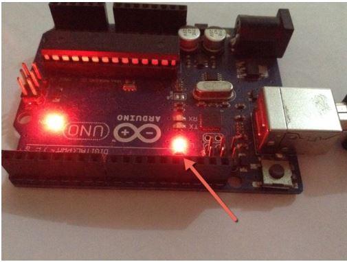 Lập trình Matlab cho Arduino: Blink LED