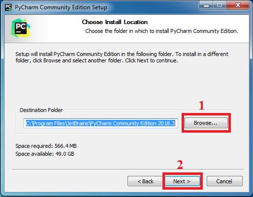 Pycharm phần mềm hỗ trợ code python