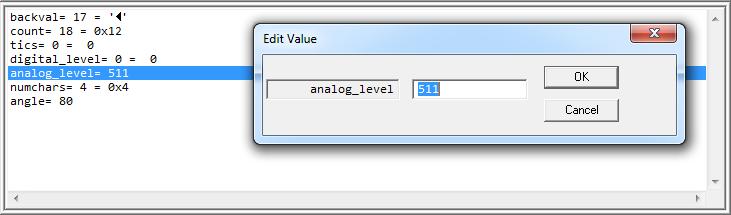 Phần mềm học Arduino: Giao diện cửa sổ Variable Pane