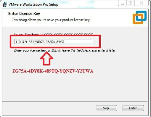 cài đặt VMware Workstation Pro 15.1.0 mới nhất
