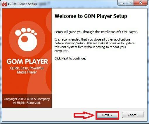 Gom Player mới nhất