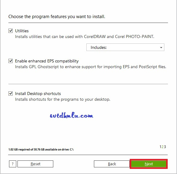 Download CorelDraw 2018 link GoogleDrive tốc độ cao và hướng dẫn cài chi tiết