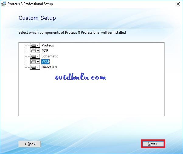 Cài đặt Proteus 8.8 và hướng dẫn kích hoạt bước 11