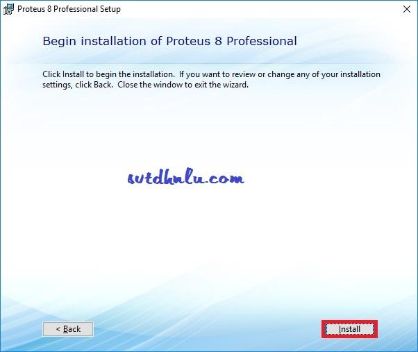 Download và Cài đặt Proteus 8.8 Full Crack bước 13