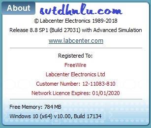 Cài đặt Proteus 8.8 Full Crack bước 18