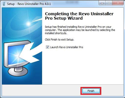 Hướng dẫn cài Uninstaller Pro full Crack bước 6