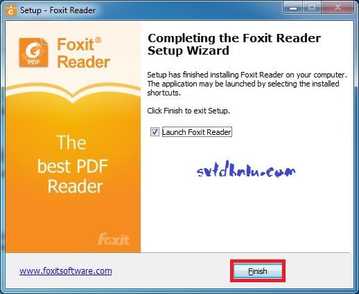 cài đặt Foxit Phantom PDF Business mới nhất