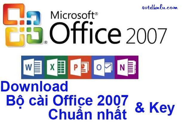 Download Microsoft Office 2007 va key ban quyen