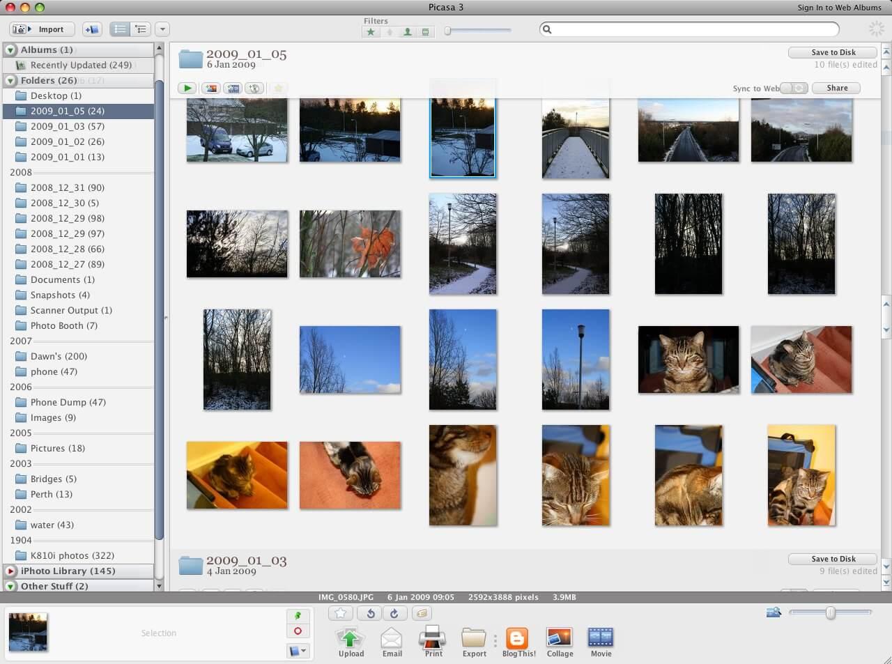 Download Picasa mien phi cho windows phan mem quan ly hinh anh tot nhat