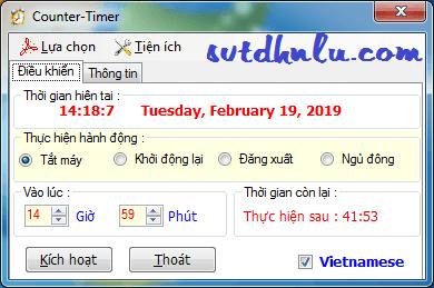 Download phan mem hen gioi tat may tinh Counter-Timer 1.0 tot nhat hien nay