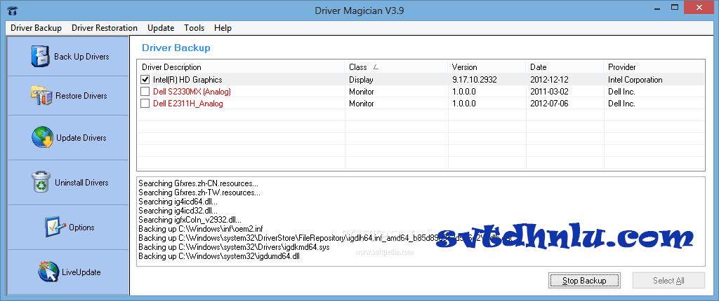 Download Driver Magician full crack mới nhất 2019 - Sao lưu, phục hồi driver hệ thống máy tính