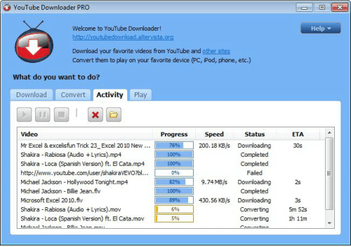 YouTube Video Downloader PRO- phan mem download video tu facebook, youtube full crack
