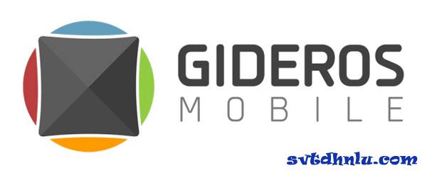 Download Gideros mới nhất 2019 miễn phí - Tạo ứng dụng bằng HTML và Javascript