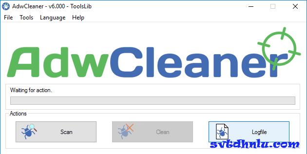 Download AdwCleaner mới nhất miễn phí - Xóa, gỡ bỏ phần mềm độc hại trên máy tính