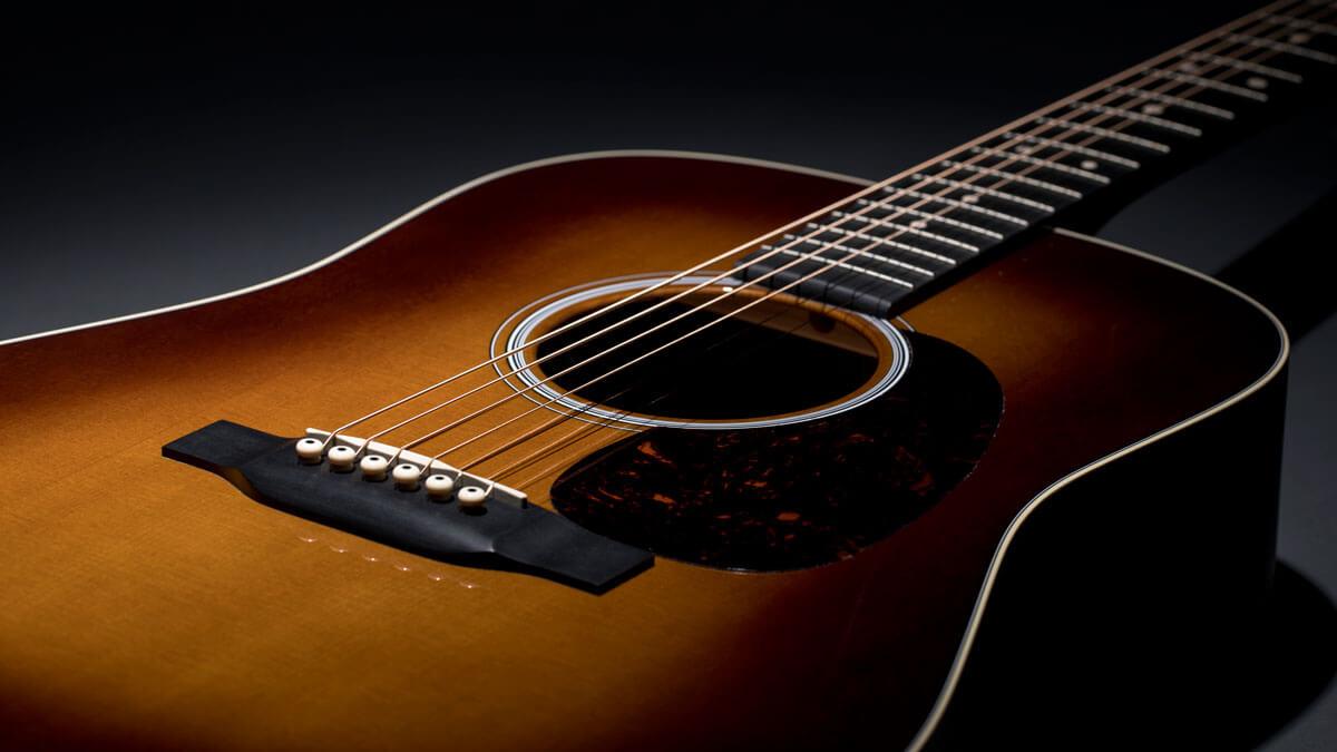 Tự học đàn Guitar - Giáo trình Guitar Hiển Râu
