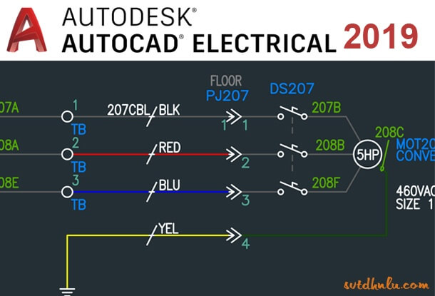 Download AutoCAD Electrical 2019 Full