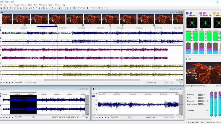Download MAGIX Sound Forge Pro 13.0.0.45 Full Active 1