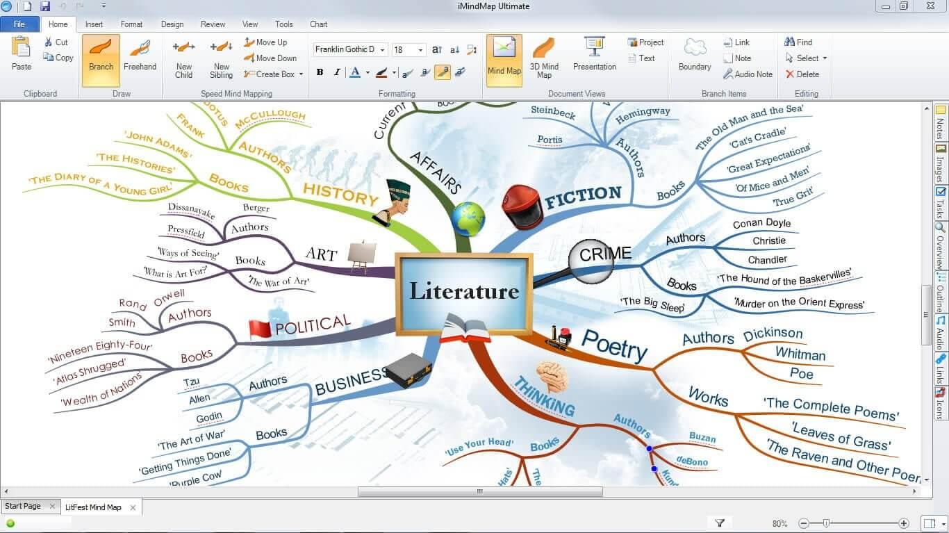 Download iMindMap 11 Full Serial Key mới nhất - phần mềm vẽ sơ đồ tư duy