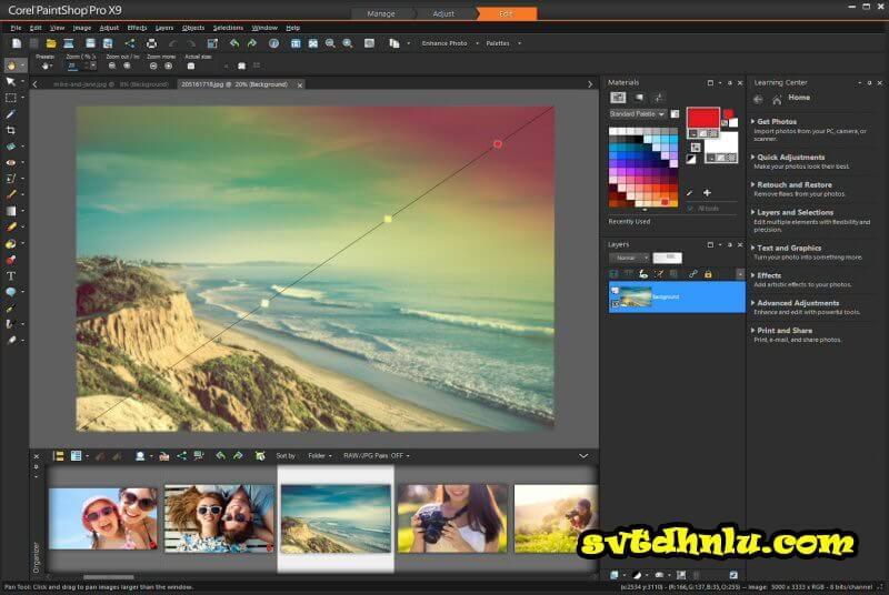 Corel PaintShop Pro X9 Ultimate Full Crack Mới Nhất