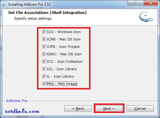 Download ArtIcons Pro 5.52 full active 5