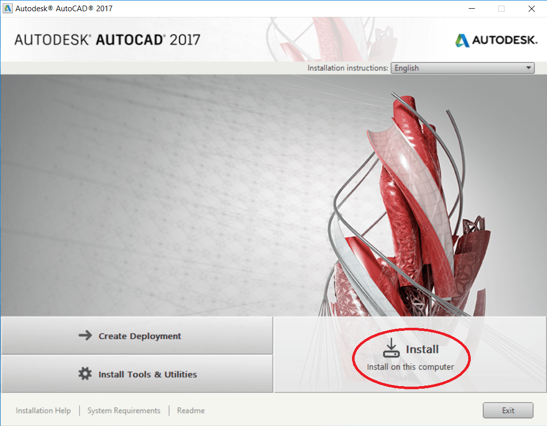 Download Autocad 2017 full crack