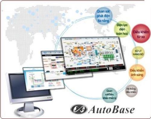 Phần mềm SCADA của Autobase