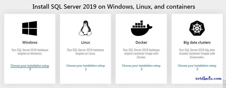 Hướng dẫn cài đặt SQL Server 2019