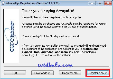 AlwaysUp Full Crack 11.8.3.74