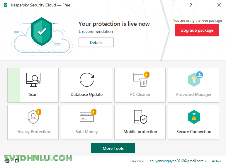 Download Kaspersky Security Free 2020