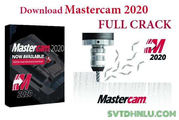 Download Mastercam 2020 full crack