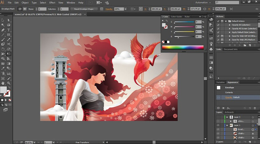 Adobe Illustrator 2020 v24.0.1 Free Download