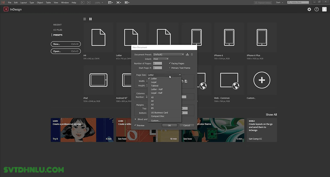 Adobe InDesign CC 2020 Build 15.0