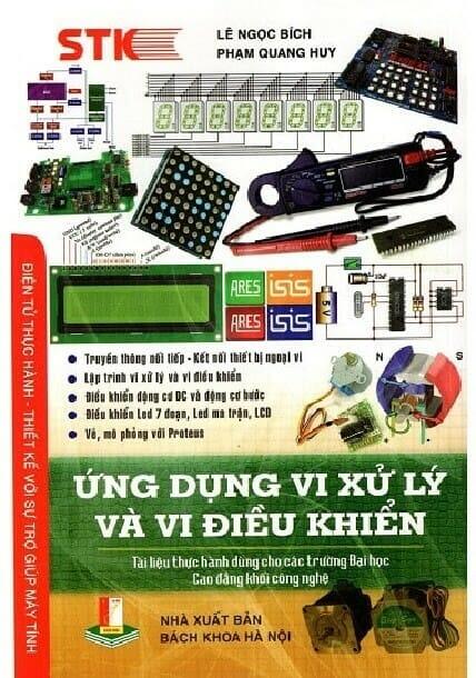 giáo trình ứng dụng vi xử lý và vi điều khiển